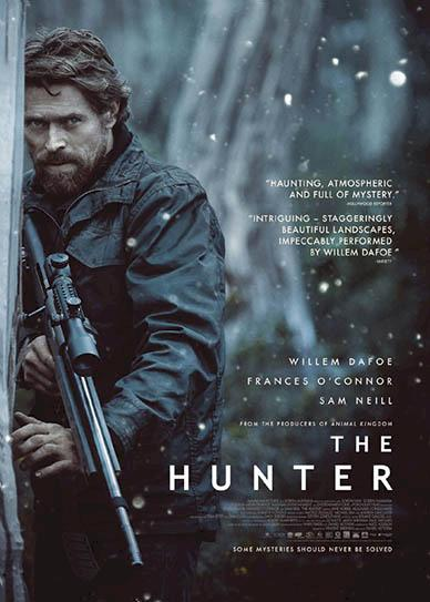 The Hunter (2011) cover