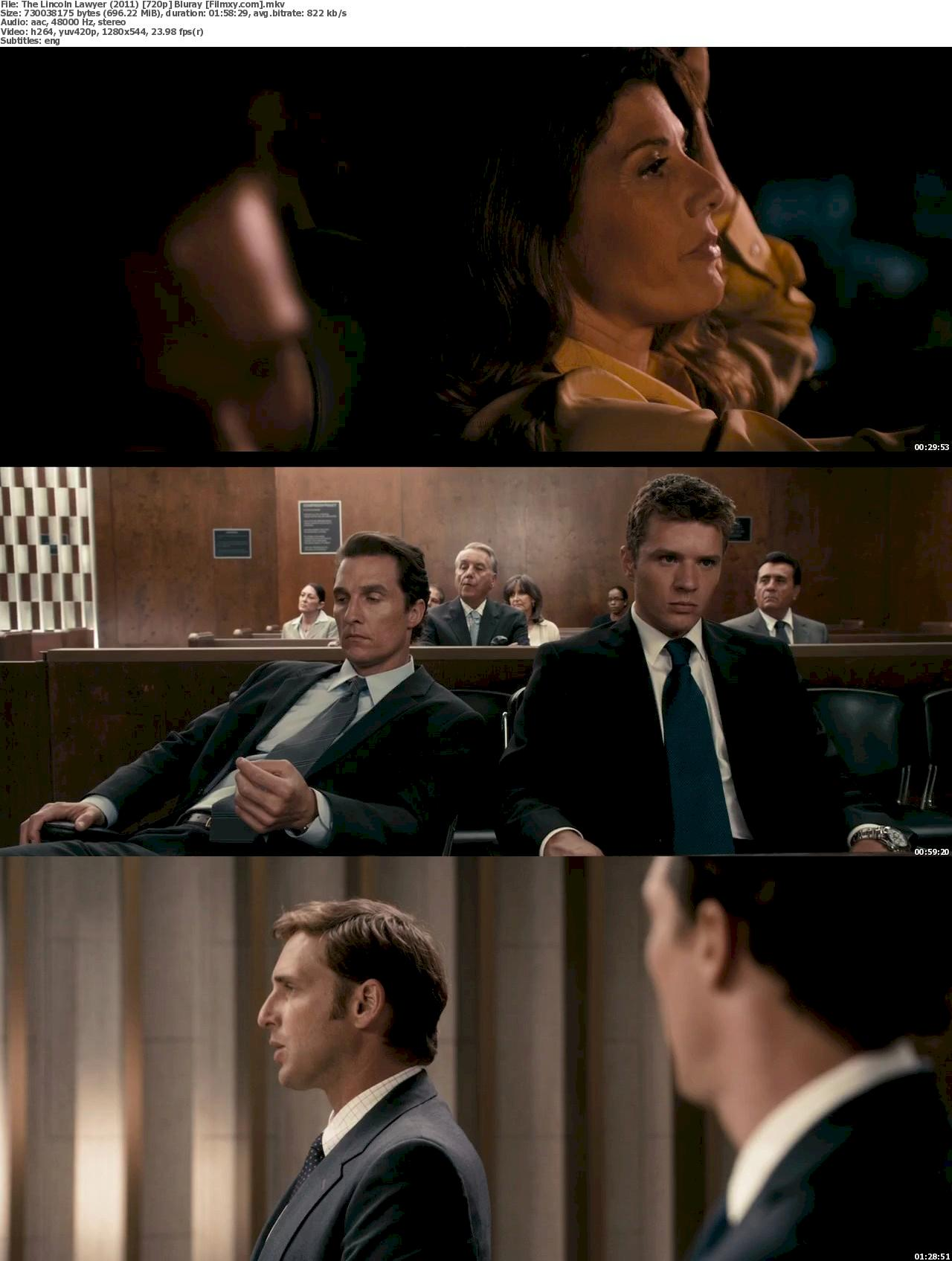 DVDRIP TÉLÉCHARGER LINCOLN LAWYER