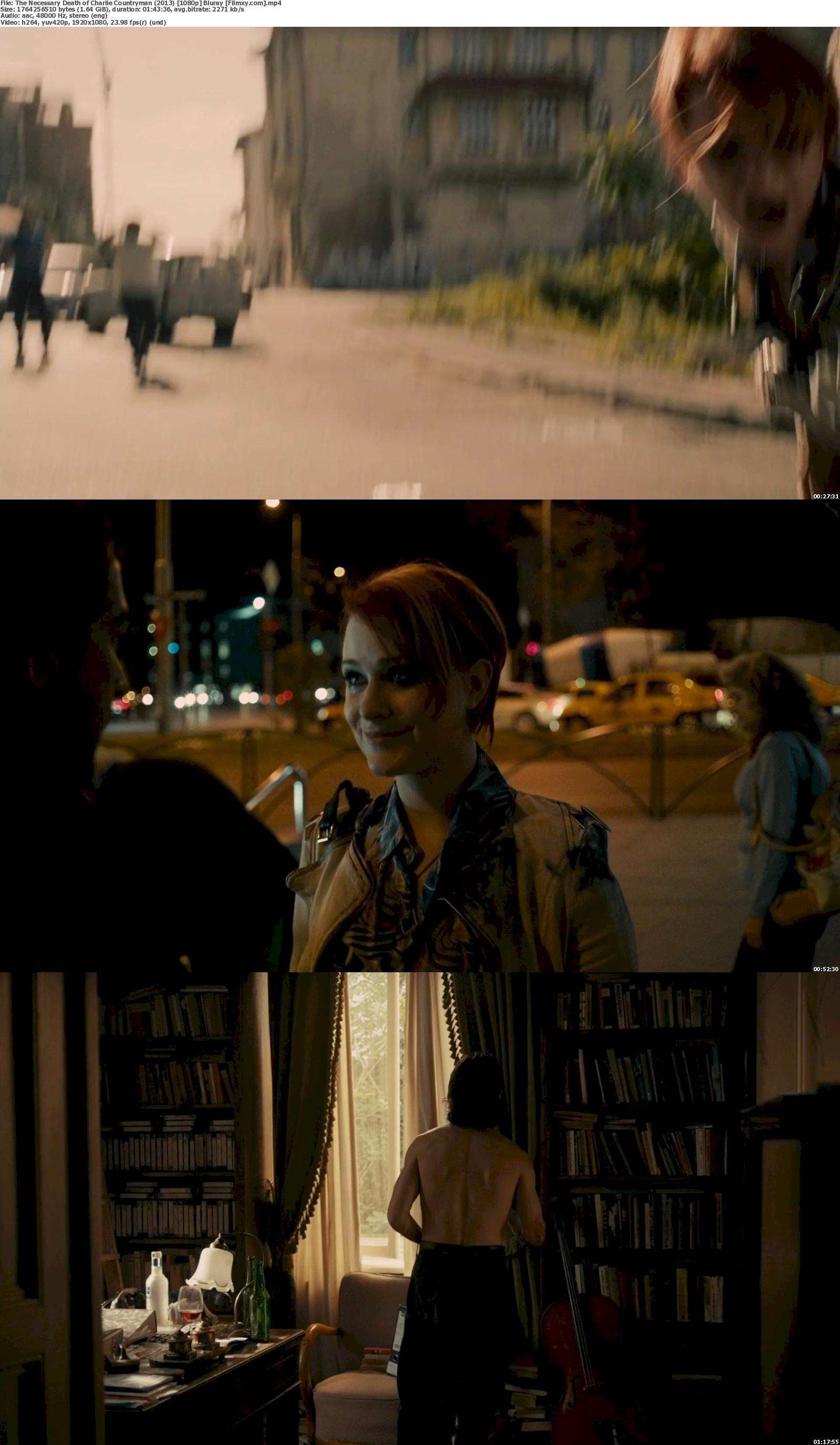 Charlie Countryman (2013) 720p & 1080p Bluray Free Download 1080p Screenshot