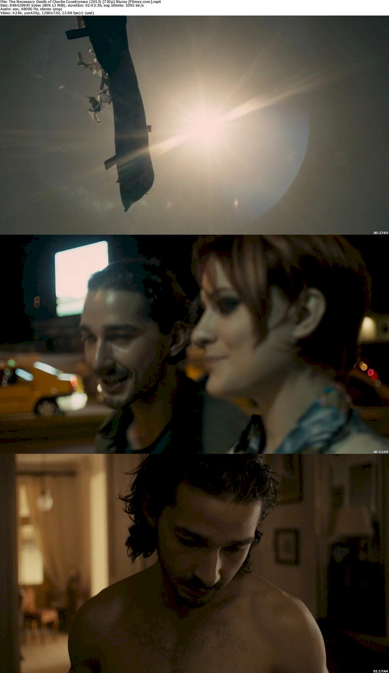 Charlie Countryman (2013) 720p & 1080p Bluray Free Download 720p Screenshot