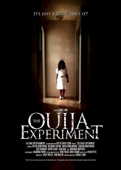 The Ouija Experiment (2011 poster