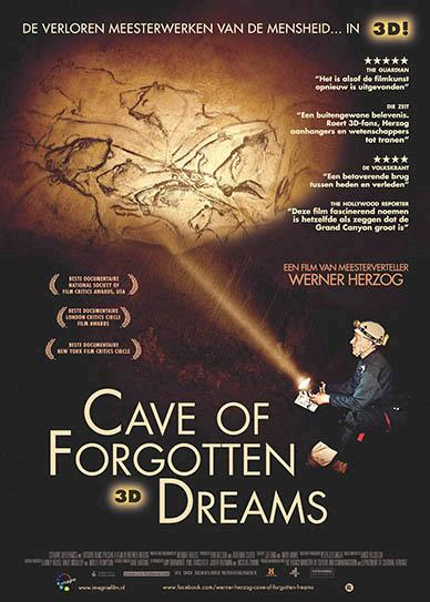 Cave Of Forgotten Dreams (2010) cover