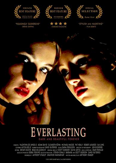Everlasting (2016) cover