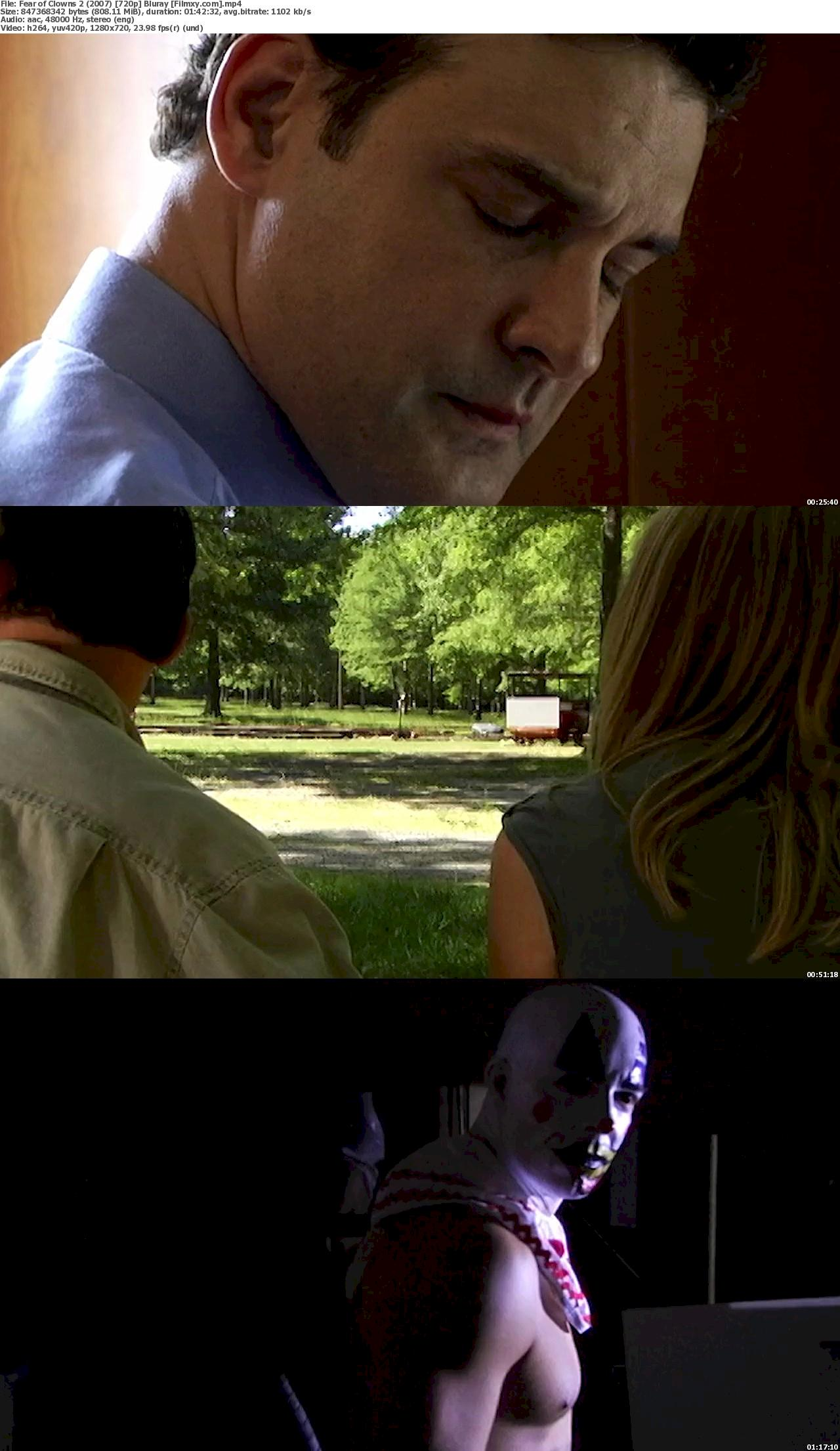 Fear of Clowns 2 (2007) 720p & 1080p Bluray Free Download 720p Screenshot
