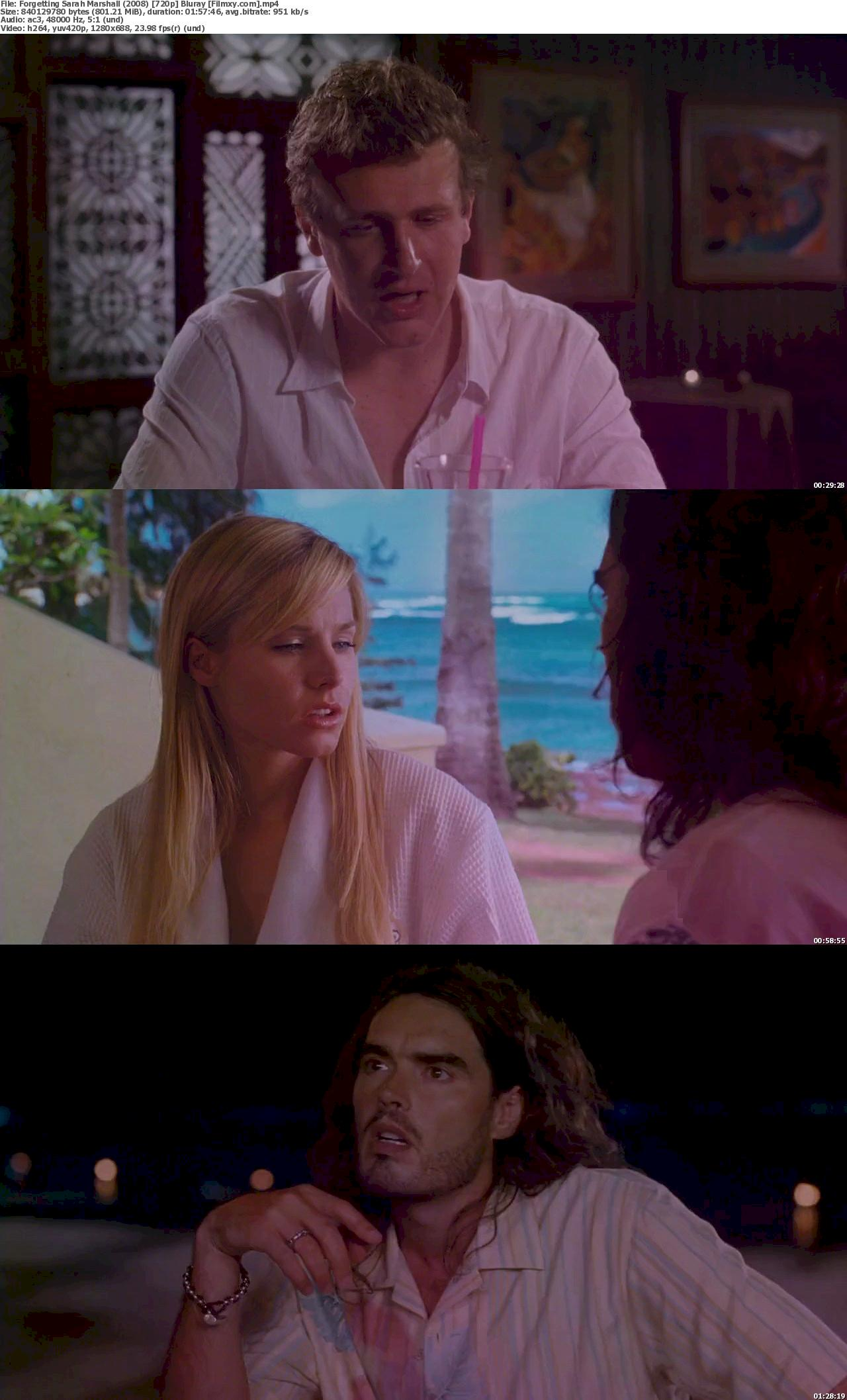 Forgetting Sarah Marshall (2008) 720p Bluray Free Download 720p Screenshot