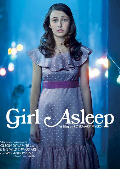 Girl Asleep (2015) cover
