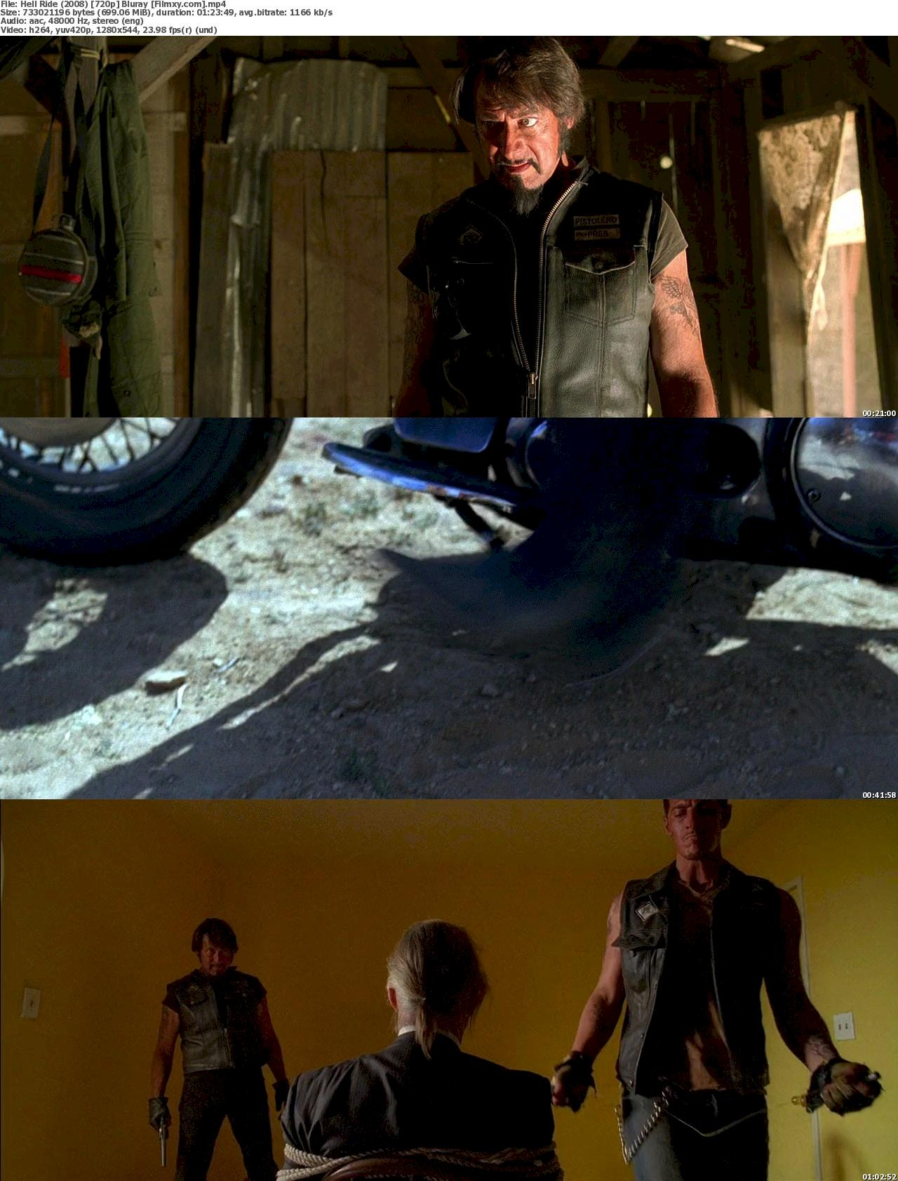 Hell Ride (2008) 720p Bluray Free Download 720p Screenshot