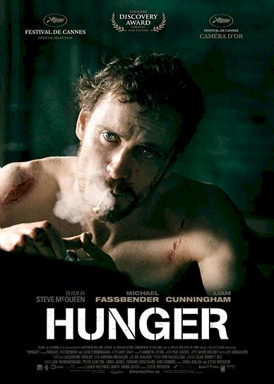 Hunger (2008) cover