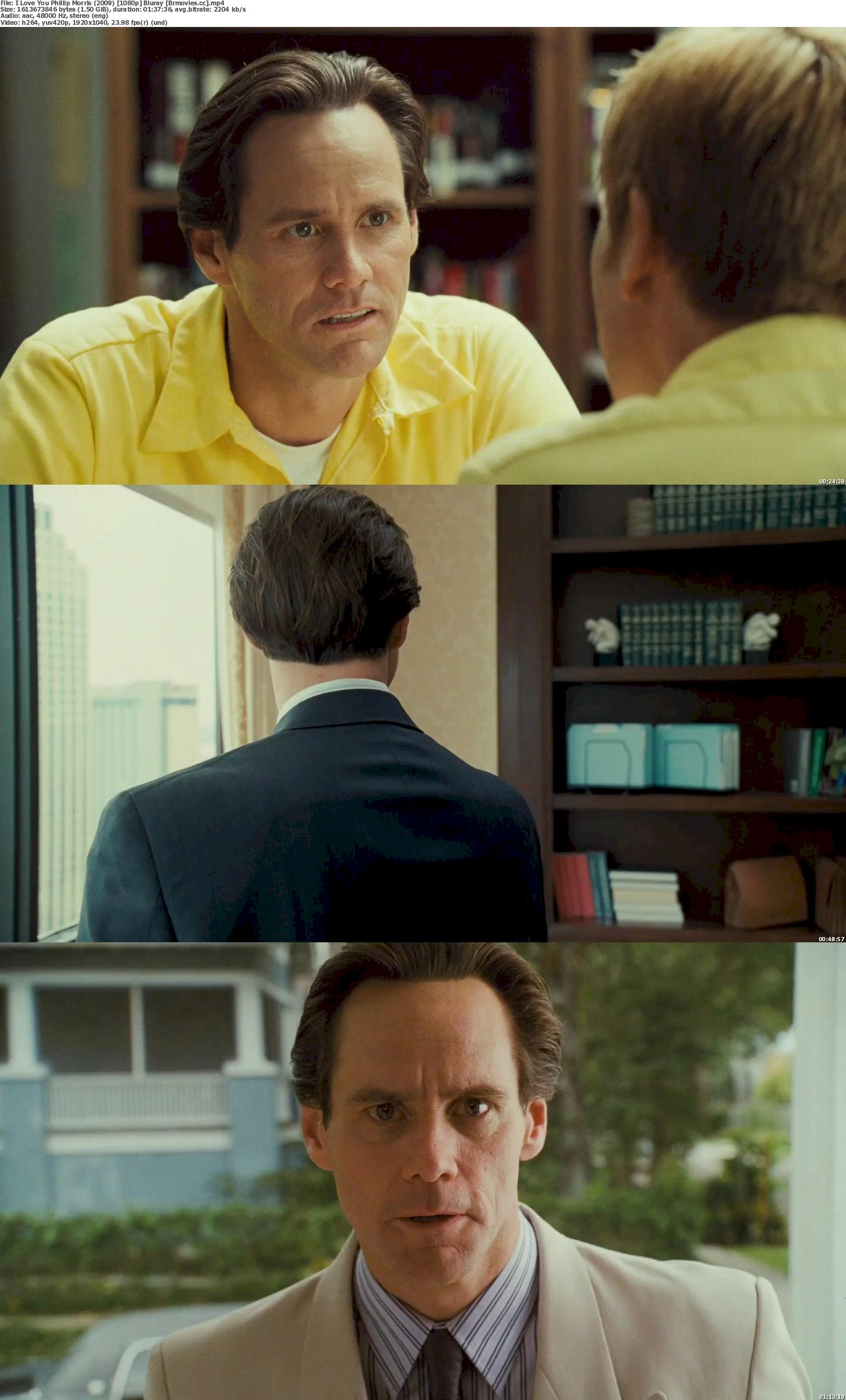 I Love You Phillip Morris (2009) 720p & 1080p Bluray Free Download 1080p Screenshot