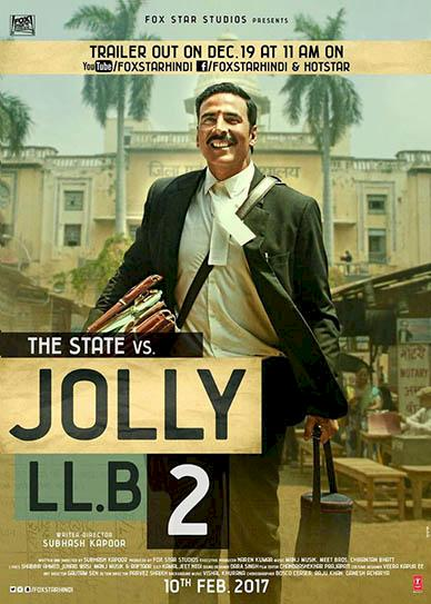 Jolly LLB 2 (2017) cover