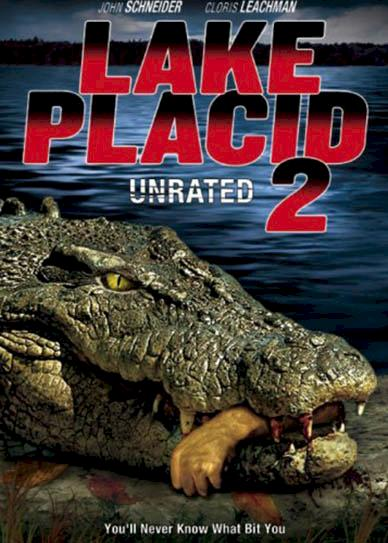 Lake Placid 2 UNRATED (2007) cover