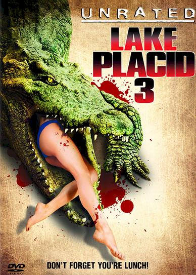 Lake Placid 3 (2010) cover