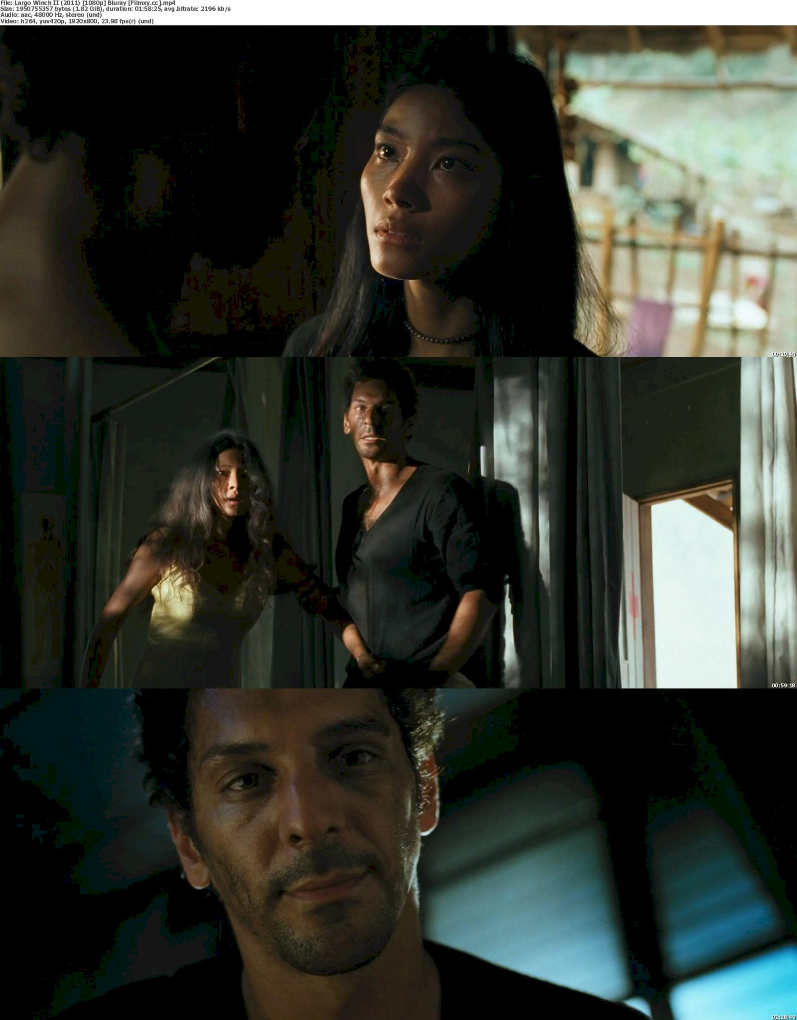 The Burma Conspiracy: Largo Winch II (2011) 720p & 1080p Bluray Free Download 1080p Screenshot