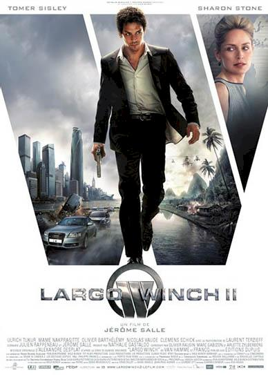 Largo Winch II (2011) cover