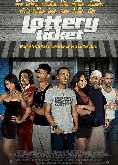 Lottery Ticket (2010) cover