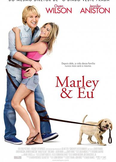 Marley and Me (2008) cover