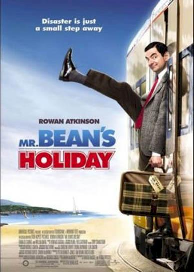 Mr Beans Holiday (2007 cover