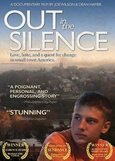 Out-in-the-Silence-(2009)-poster