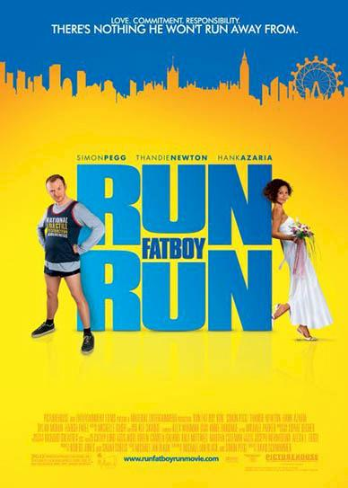 Run Fatboy Run (2007) cover