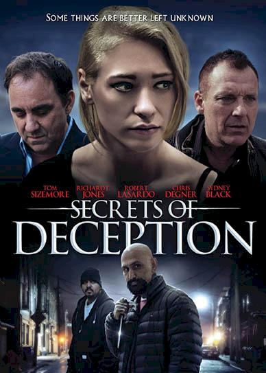 Secrets of Deception (2017) cover