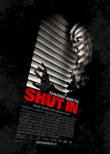 Shut In (2016) cover