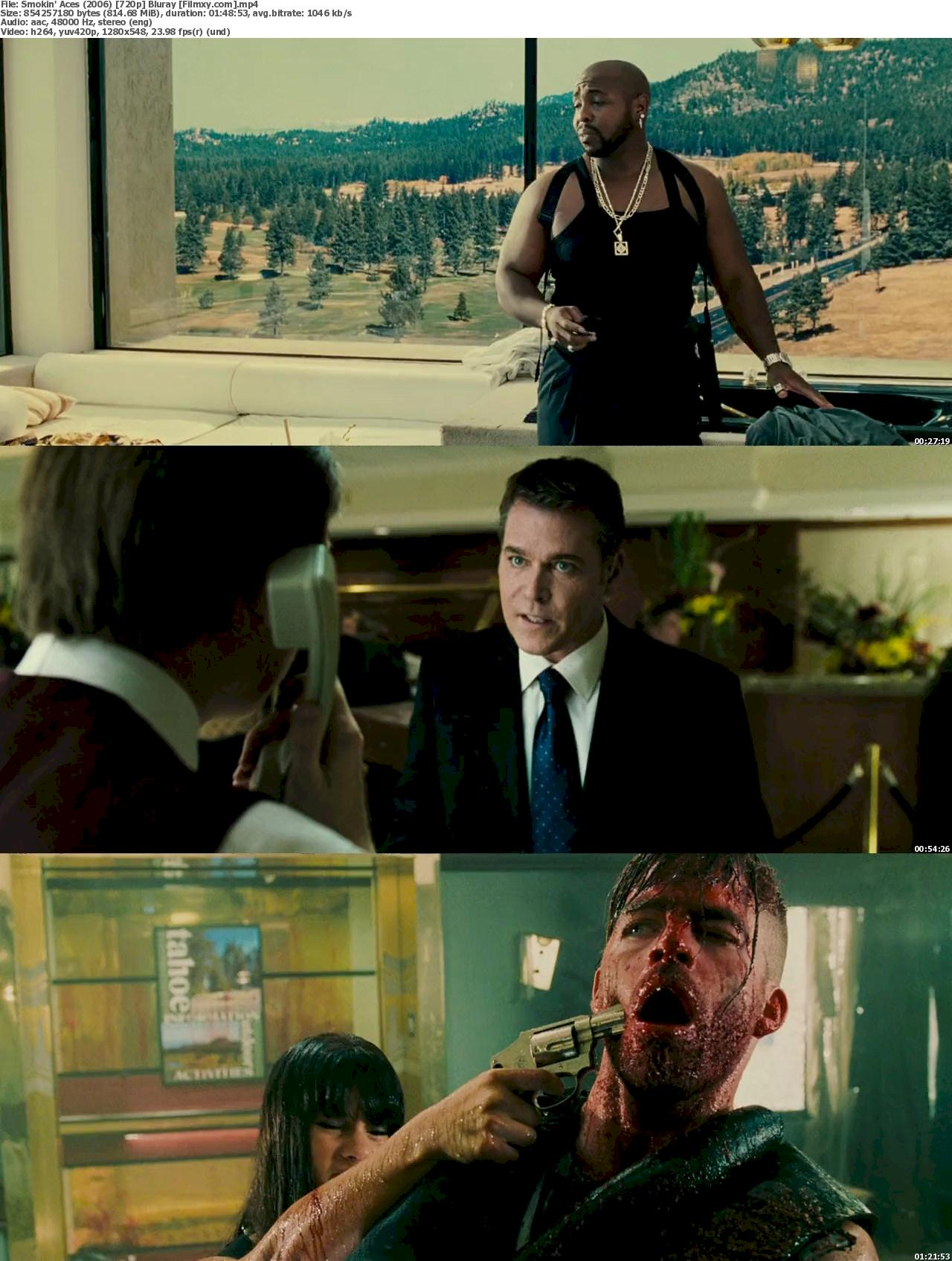 Smokin' Aces (2006) 720p Bluray Free Download 720p Screenshot