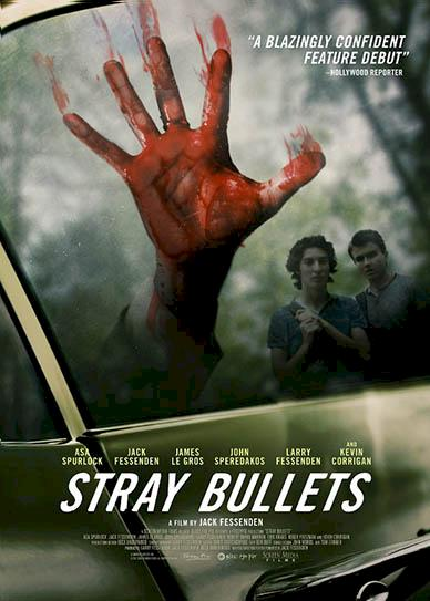 Stray Bullets (2016) cover