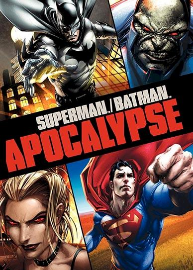 Superman Batman Apocalypse (2010) cover