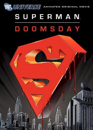 Superman Doomsday (2007) cover