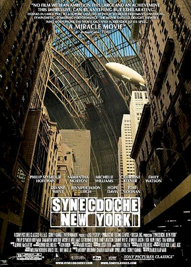 Synecdoche, New York (2008) cover