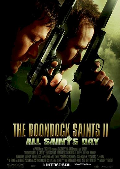 The Boondock Saints II All Saints Day (2009) cover