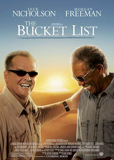 The Bucket List (2007) cover