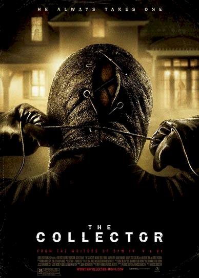 The Collector (2009 cover