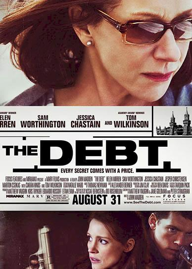 The Debt (2010) cover