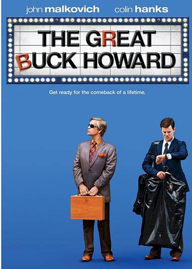The Great Buck Howard (2008) cover