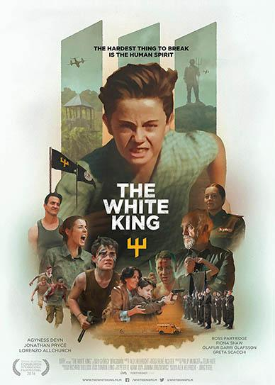 The White King (2016 cover