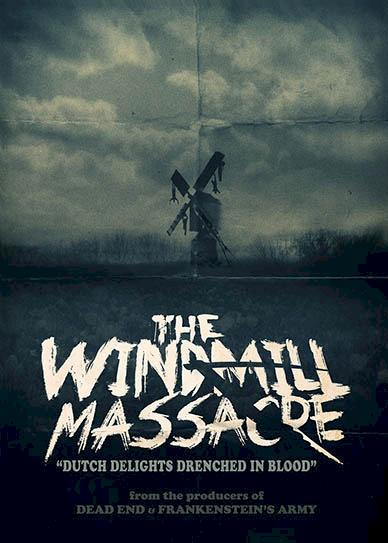 The Windmill (2016) cover