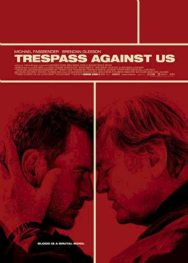 Trespass Against Us (2016) cover