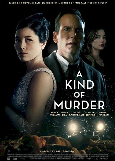 A Kind Of Murder (2016) cover