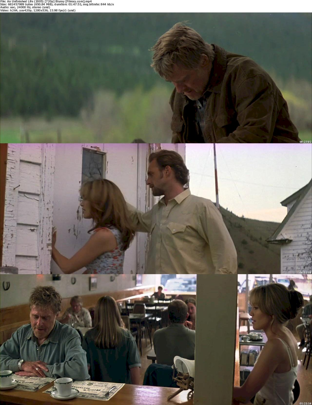 An Unfinished Life (2005) 720p & 1080p Bluray Free Download 720p Screenshot
