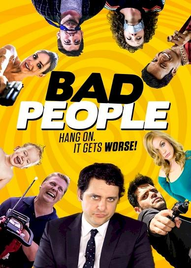Bad People (2016) cover