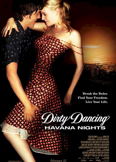Dirty Dancing Havana Nights (2004) cover