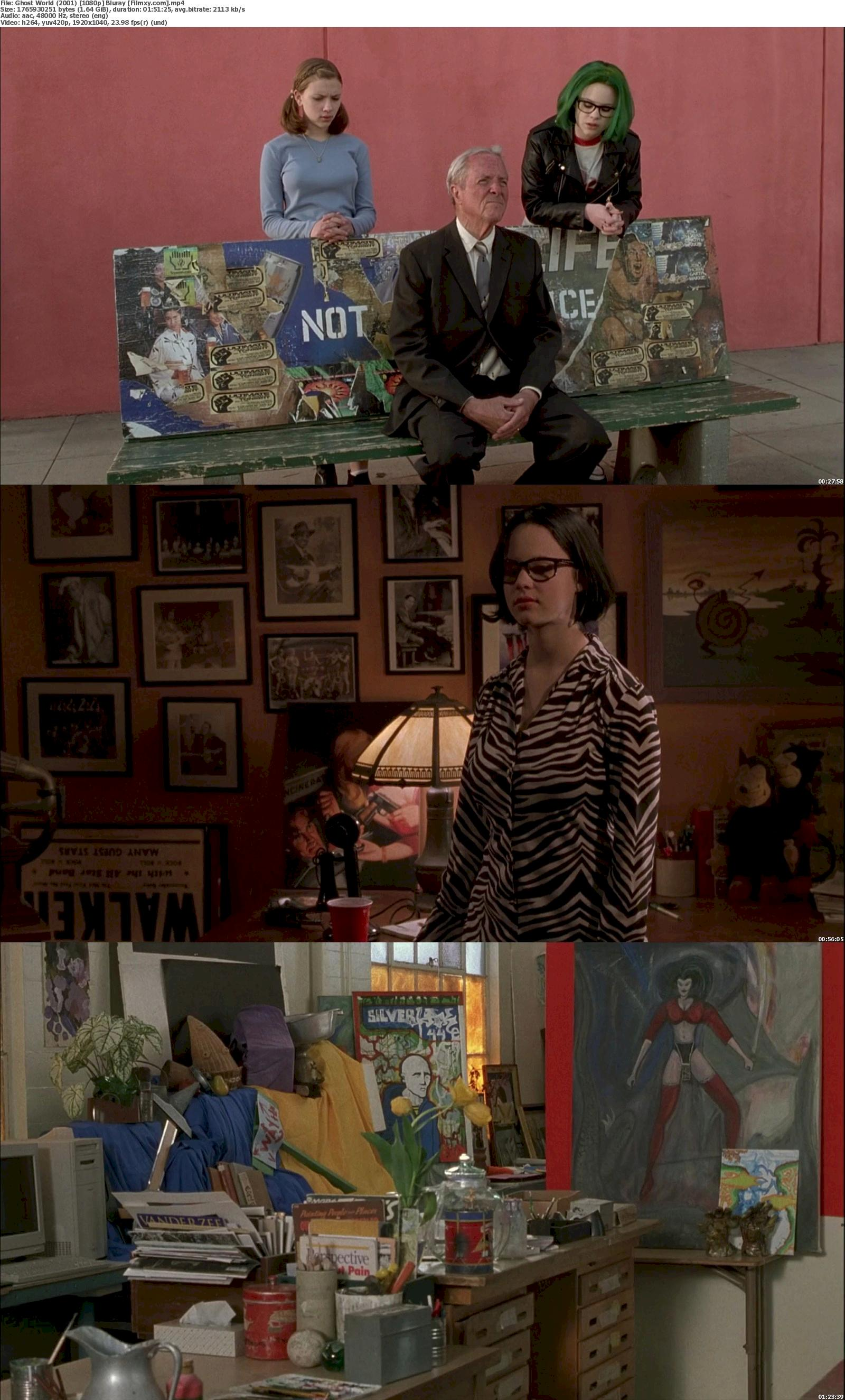 Ghost World (2001) 720p & 1080p Bluray Free Download 1080p Screenshot