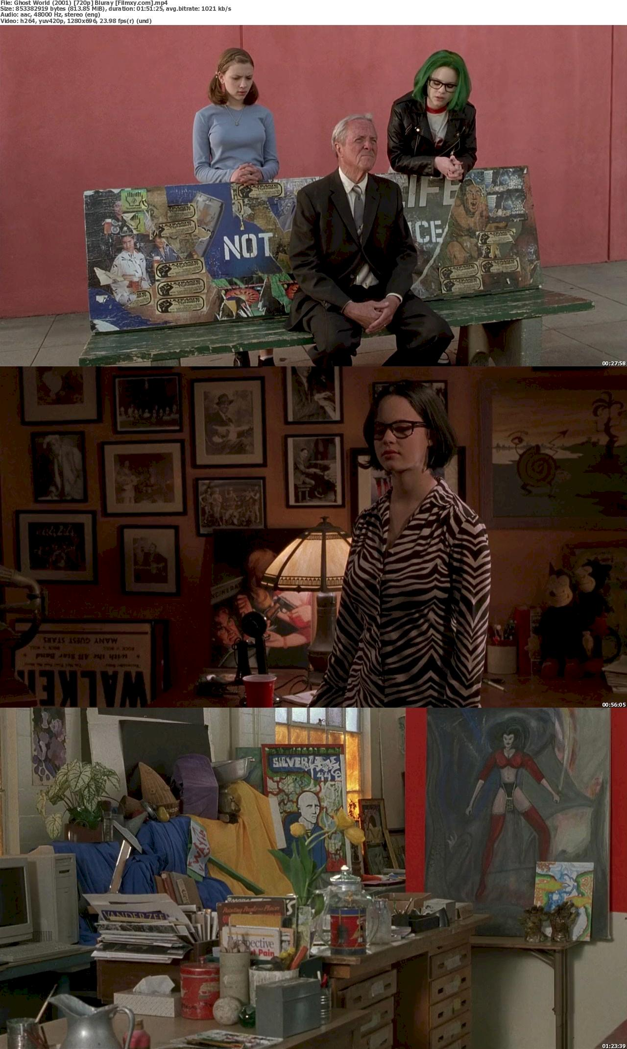 Ghost World (2001) 720p & 1080p Bluray Free Download 720p Screenshot