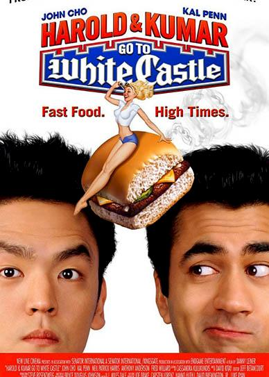 Harold and Kumar - Go To White Castle (2004) cover