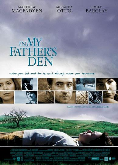 In My Father's Den (2004) cover