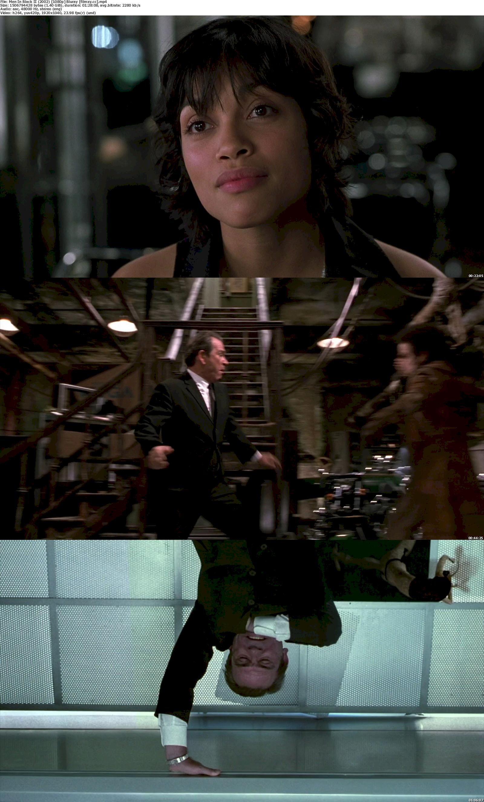Men in Black II (2002) 720p & 1080p Bluray Free Download 1080p Screenshot