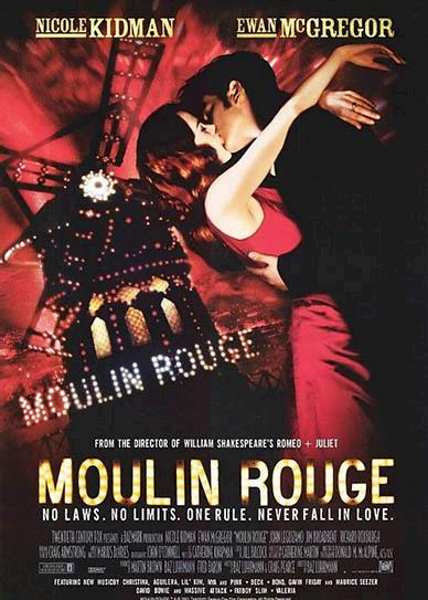 Moulin Rouge! (2001) covefr