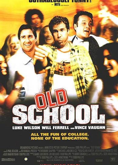 Old School (2003) cover