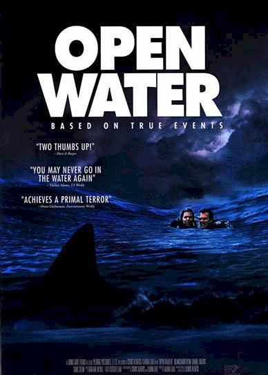 Open Water (2003) cover